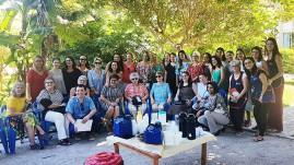 visita de observação à escola anfitriã Casulo Instituto Montessori Bilingue.